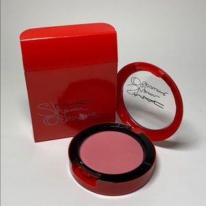 NIB Mac Osbournes Peaches & Cream Satin Blush A34